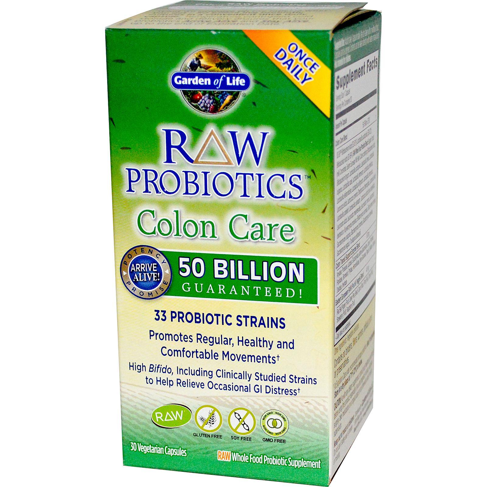 5 probiotics of 2017 supplementreviewdigest for Garden of life raw probiotics ultimate care